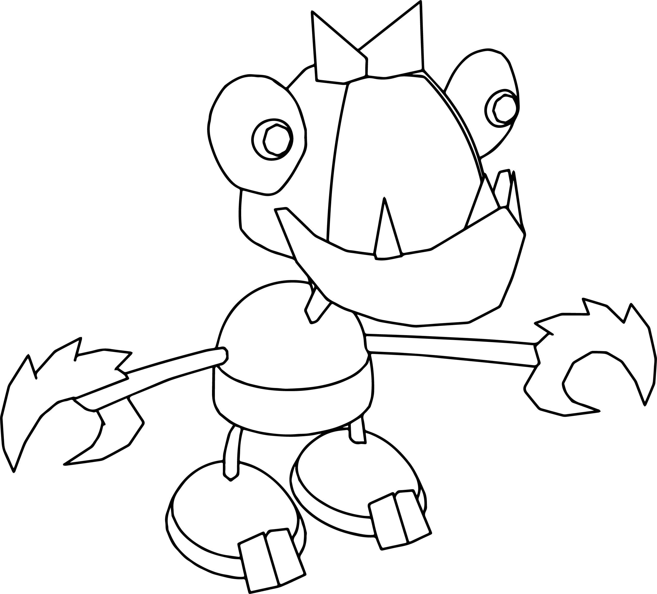 Cool Shivor Robot Cartoon Coloring Page Robot Cartoon Cartoon Coloring Pages Coloring Pages