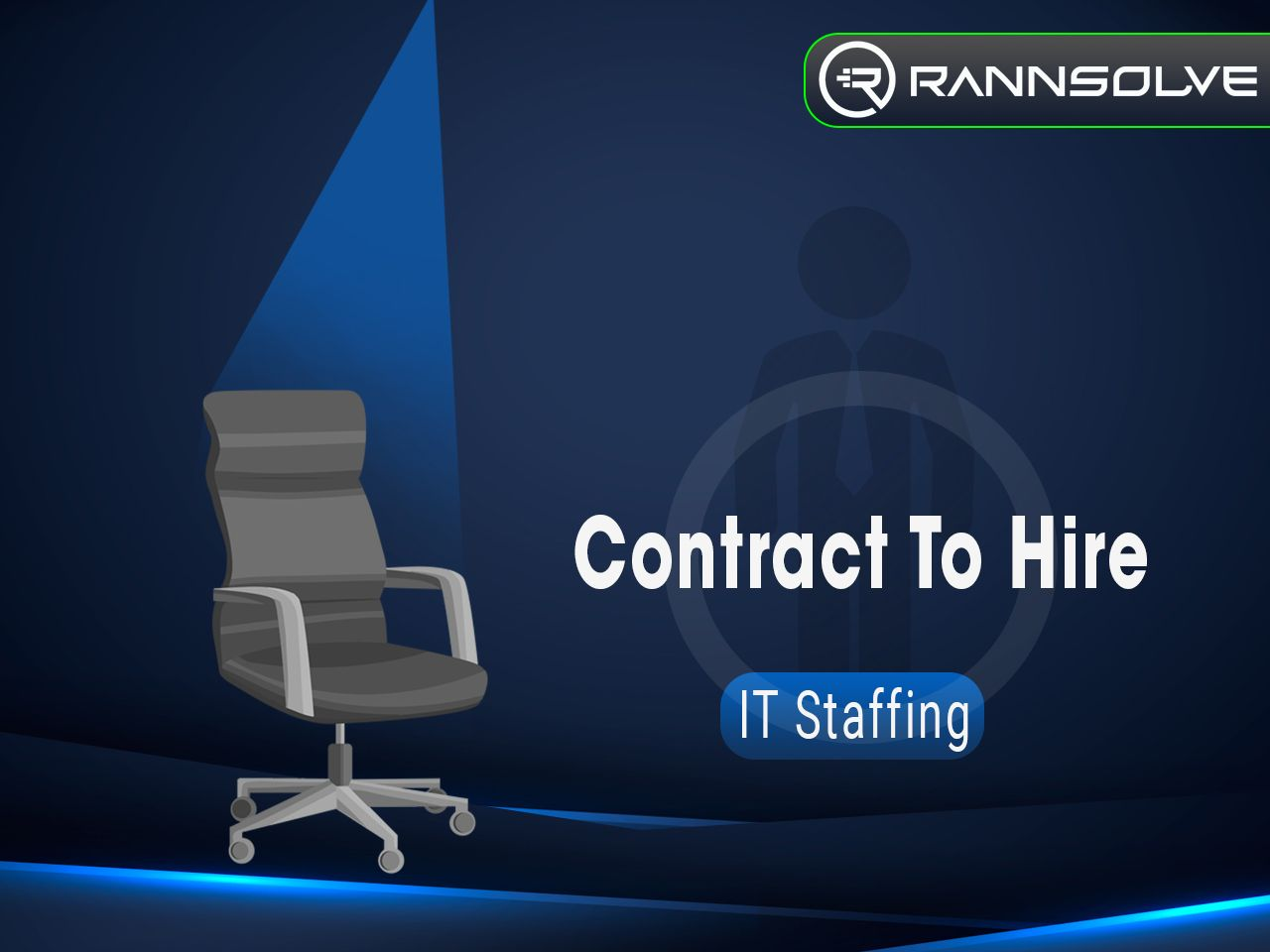 Rannsolve provides contract to hire and direct hire