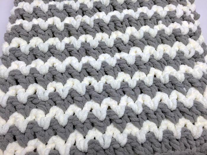 Trendy Crochet Baby Blanket | Crochet I want to make someday ...