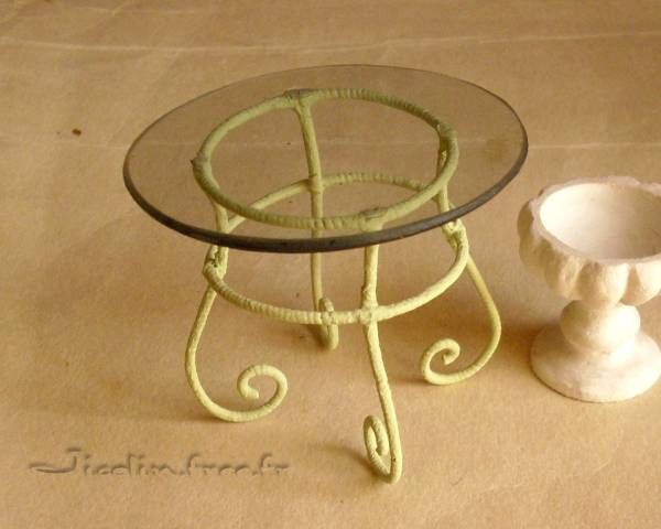 Miniatures et maisons de poupees : les meubles | Mini | Mobilier de ...