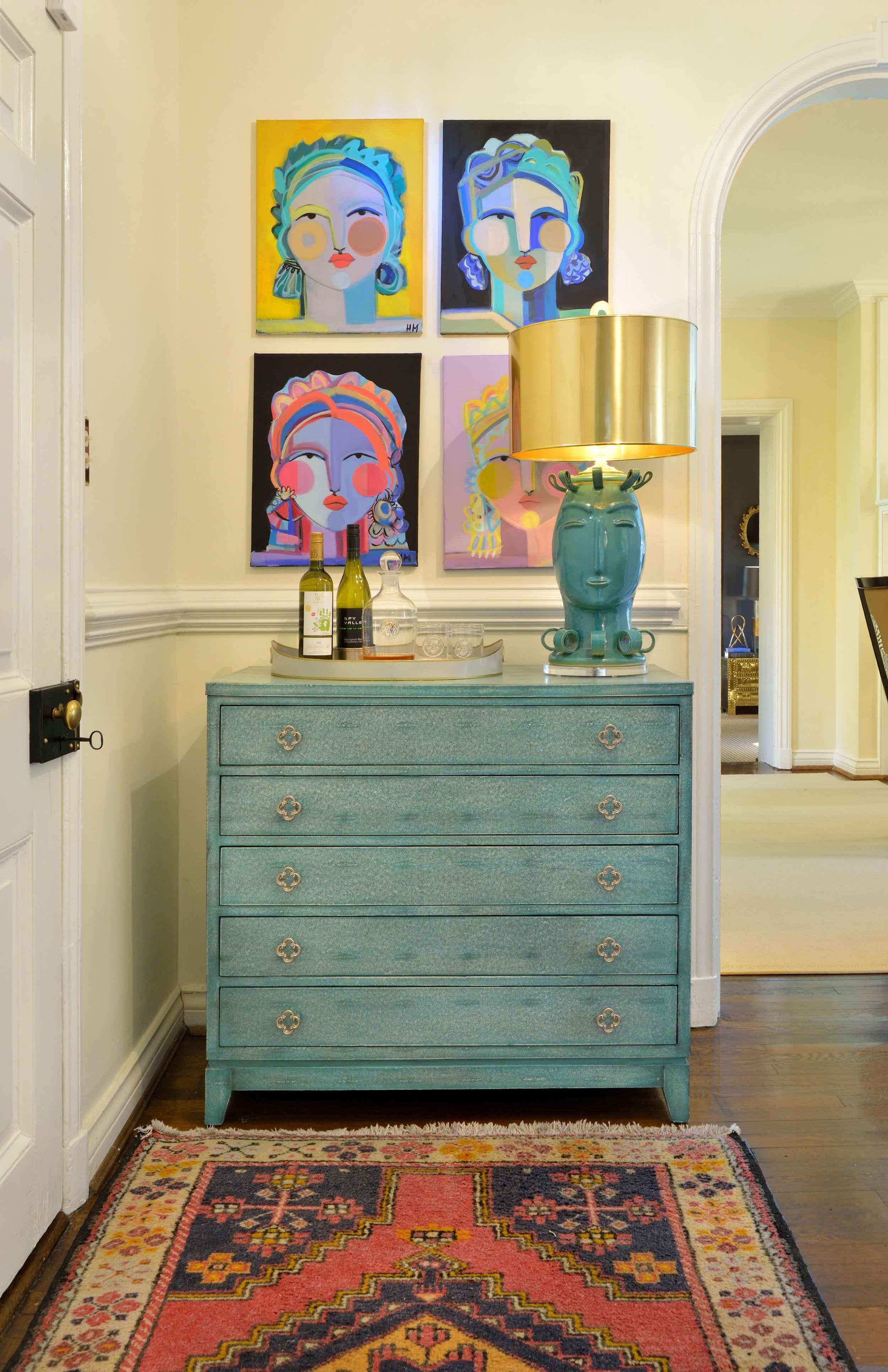Receiving Room Interior Design: Photo Courtesy Designer Kim Childs And Photographer Barry