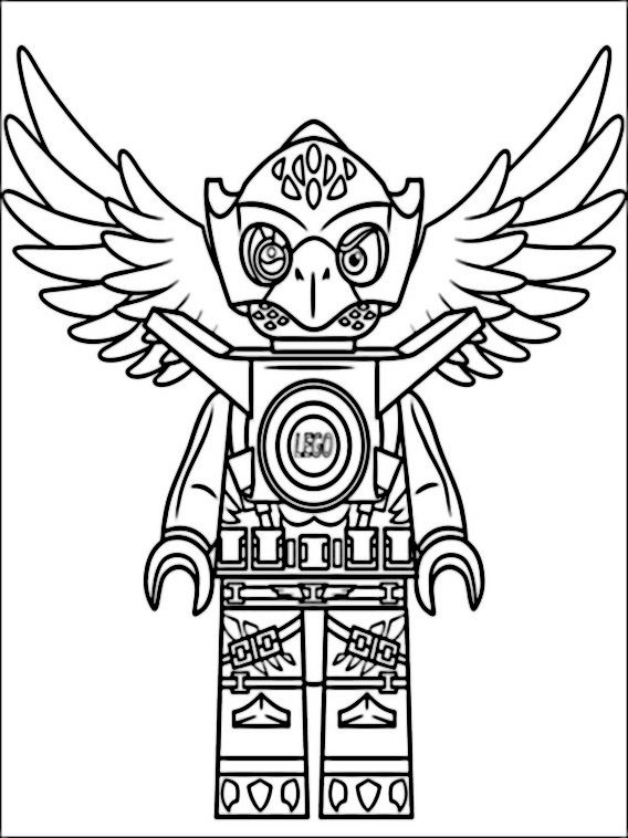 Lego Chima Coloring Pages For Kids 6 Lego Coloring Pages Lego Coloring Coloring Pages