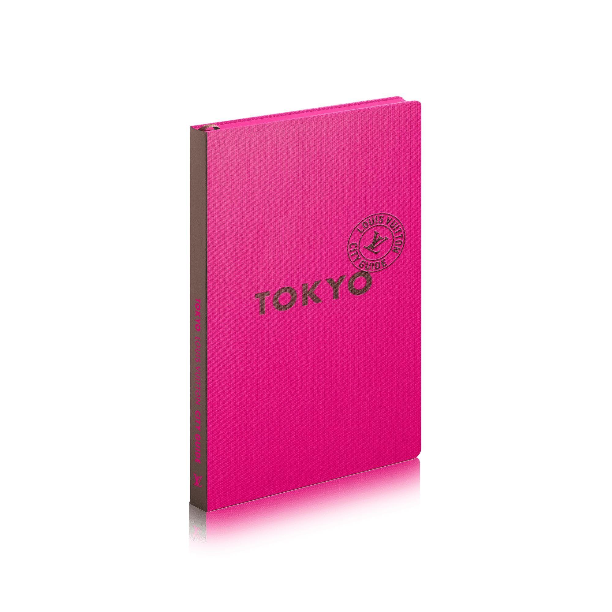 Tokyo City Guide English Version Via Louis Vuitton Tokyo City City Guide Tokyo Guide