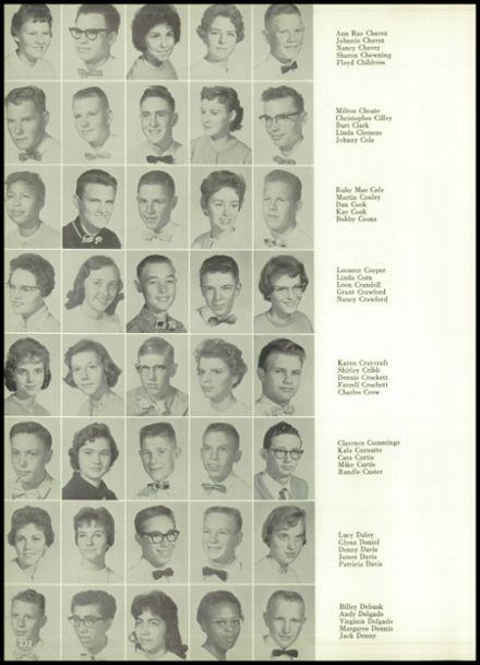 1960roswellhighschoolyearbookviaclassmatescom Shirley
