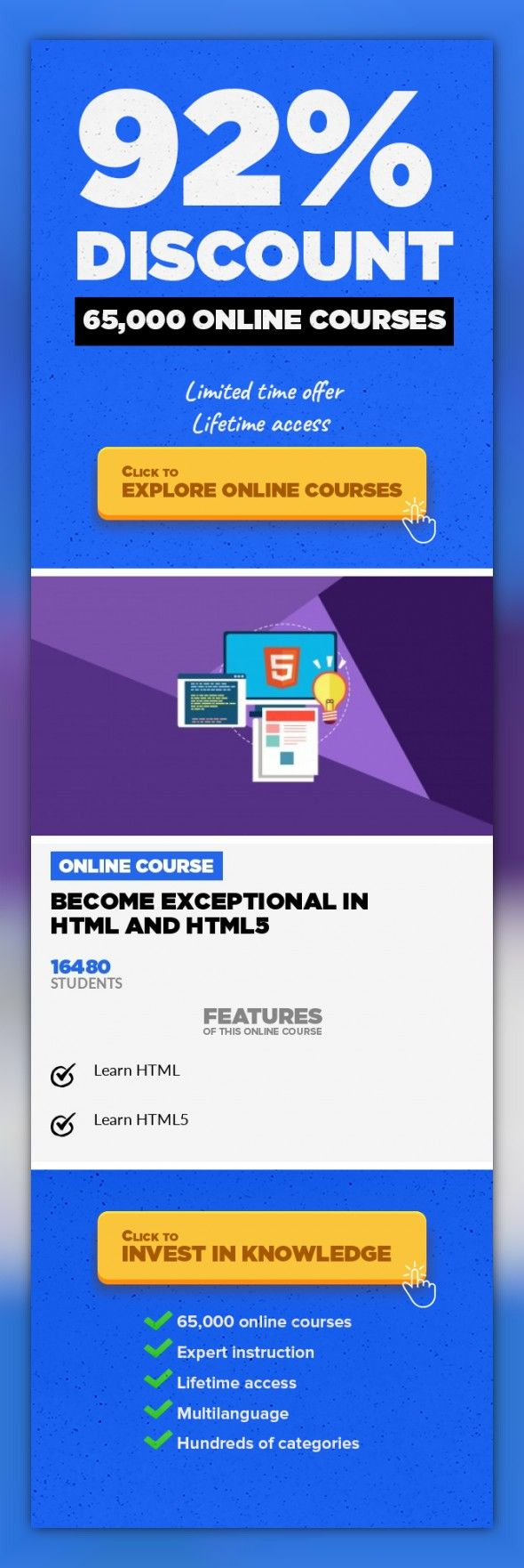 Become exceptional in html and html5 web development development become exceptional in html and html5 web development development onlinecourses coursesobstacle teachingskillsthe blueprint for web development hi malvernweather Gallery