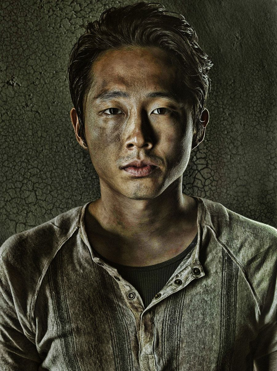 The Walking Dead Glenn Hdr Re Edit By Nerdboy69 On