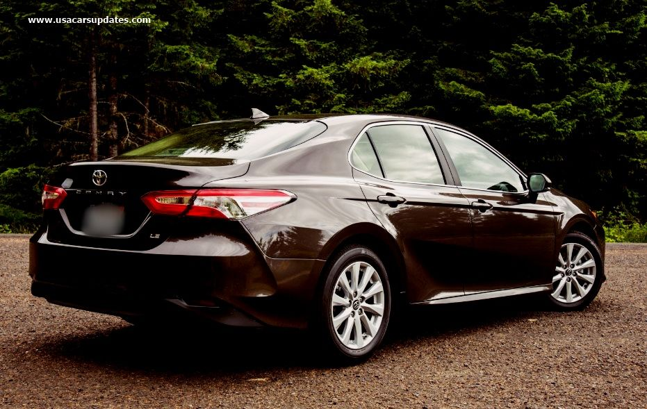 2019 Toyota Camry LE InDepth Model Review Camry, Toyota