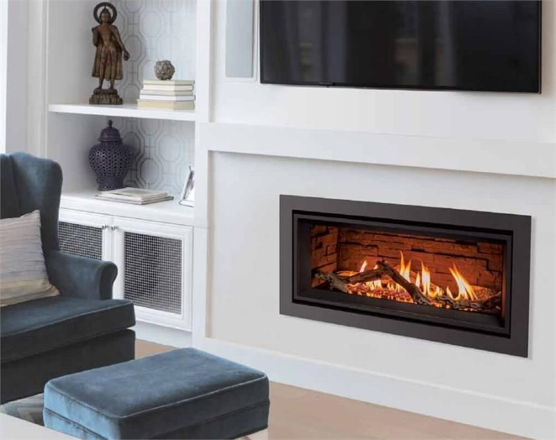 Enviro C60 Linear Gas Fireplace Gas Fireplace Fireplace