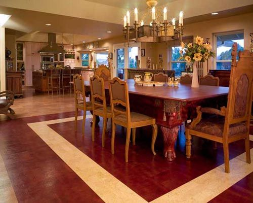 Kitchen Dining Room Flooring Fascinating Flooring Inspiration  Formal Dining  For The Home  Pinterest Inspiration Design