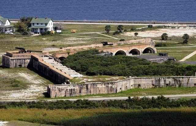 Fort Pickens Pensacola Beach Florida