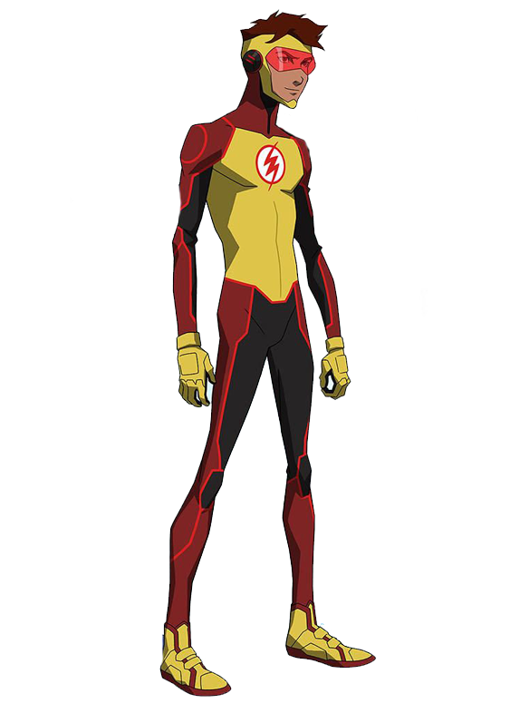 Kid Flash Outsiders Flash Dc Comics Design Comics Kid Flash