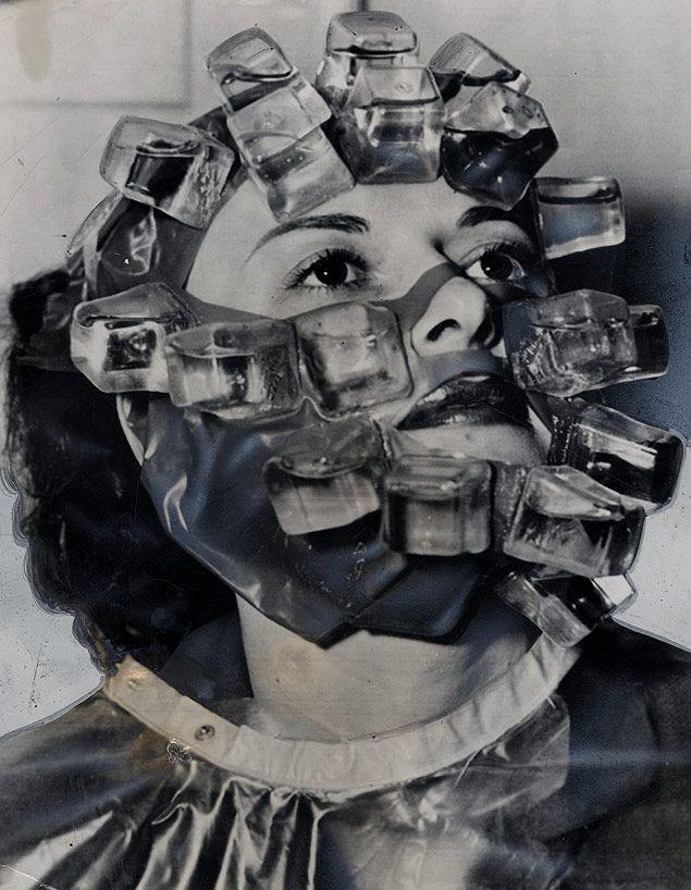 """Facial """"Icebox""""  1966-11-27"""