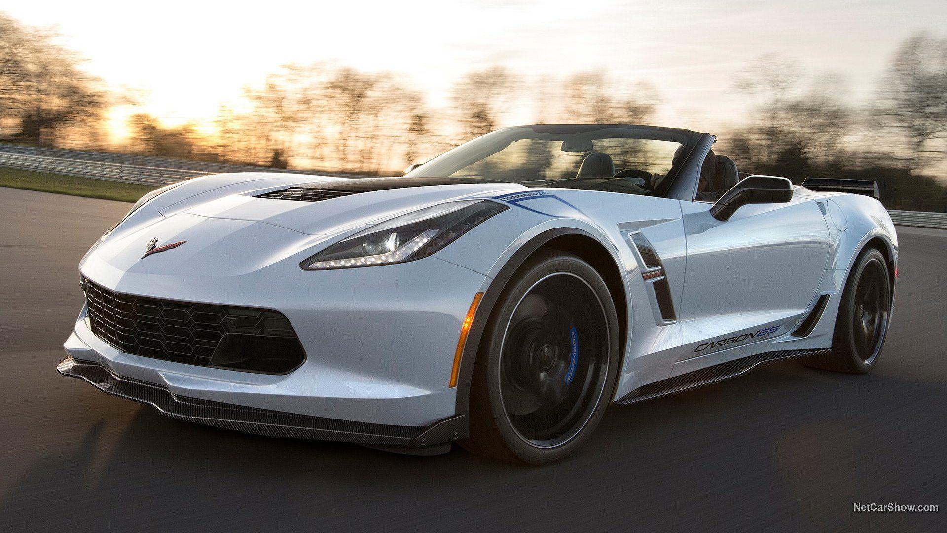 Chevrolet 2018 Corvette Carbon 65 Edition