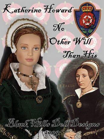 Photo of Tudor Dolls — Katherine Howard