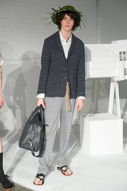 Krammer & Stoudt Spring-Summer 2017 New York Fashion Week Men's
