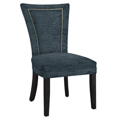 Hekman Jeanette Dining Chair Body Fabric 5570 052 Leg Color