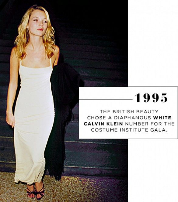 Kate Moss Schools Us In The Evolution Of The Slip Dress | Pinterest