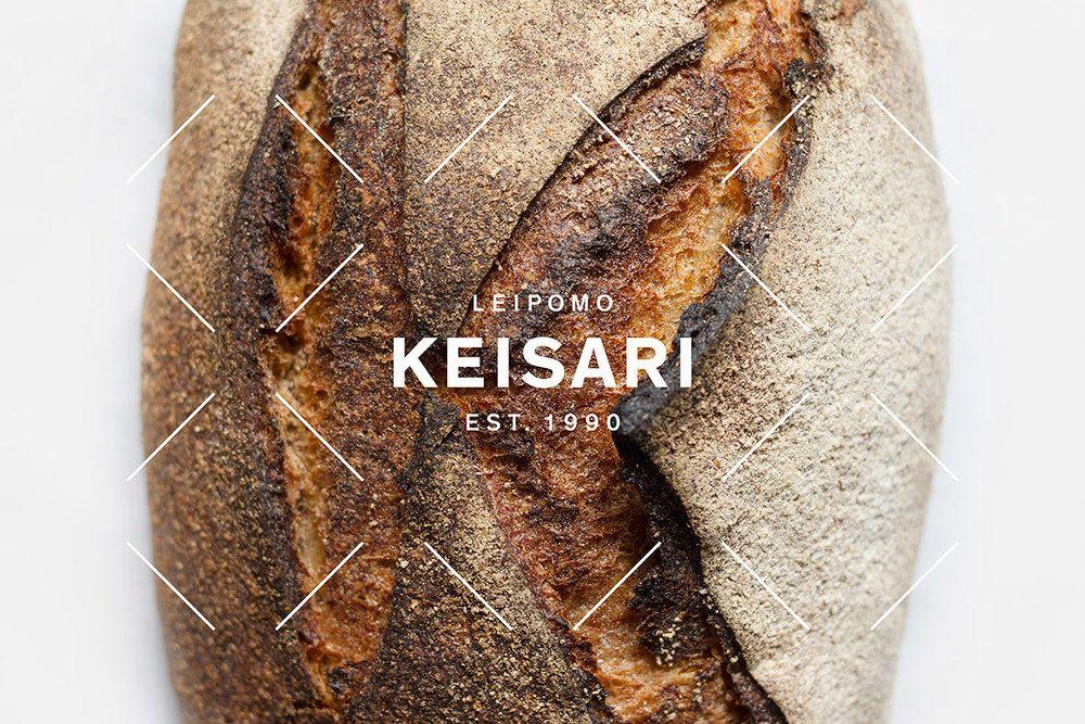 Keisari Bakery — The Dieline - Branding & Packaging
