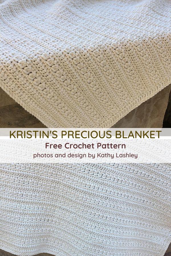 Kristin's Precious Baby Blanket -   19 knitting and crochet posts ideas