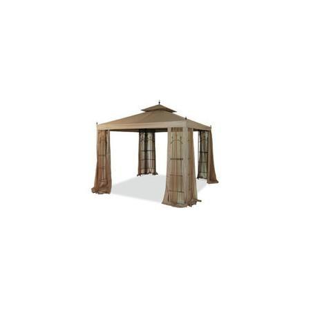 Home Depot Sunjoy Arrow Gazebo Replacement Canopy