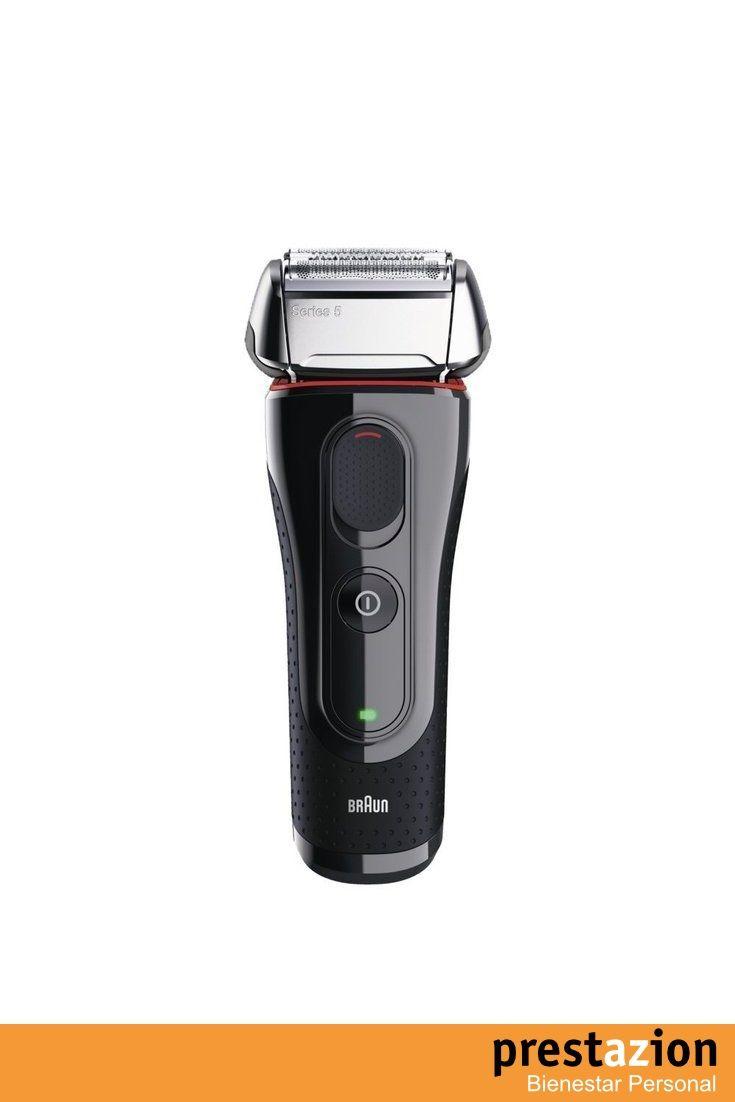 Braun Series 5 Afeitadora electrica de laminas para hombre  color negro  Pieles 4442a847a78b