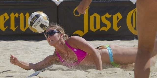 The Asbury Park Press Nj News Section Beach Volleyball Volleyball Jose