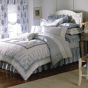 Laura Ashley Sophia Collection Comforter Set At Boscovs