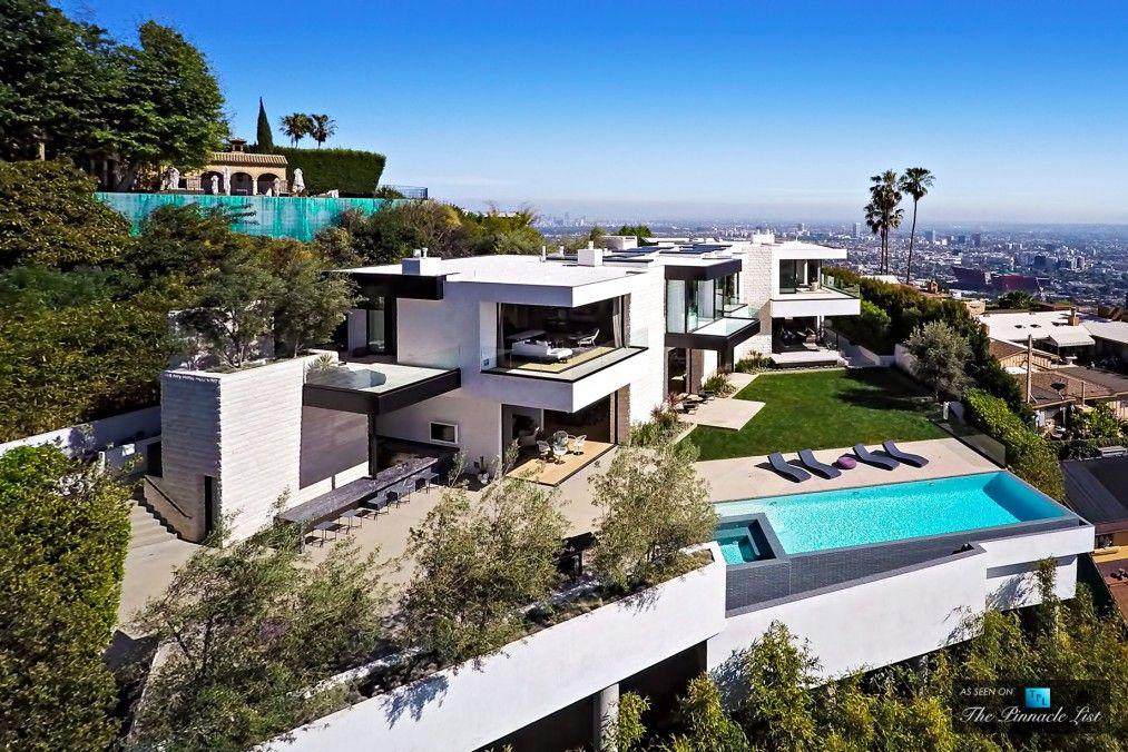 Sunset Strip Luxury Residence 9133 Oriole Way Los Angeles CA