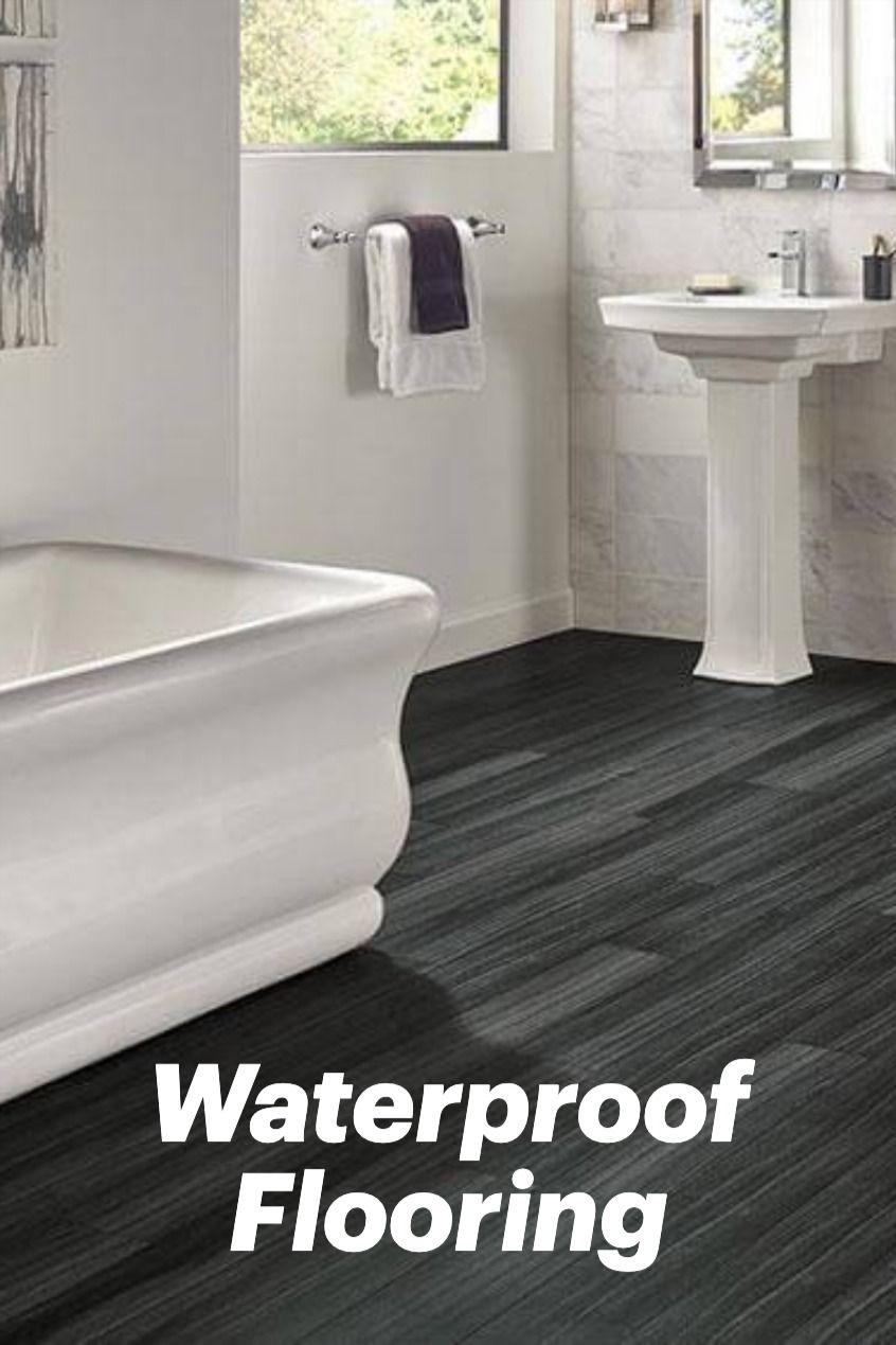 Waterproof Vinyl Flooring in 2020   Vinyl plank, Flooring ...