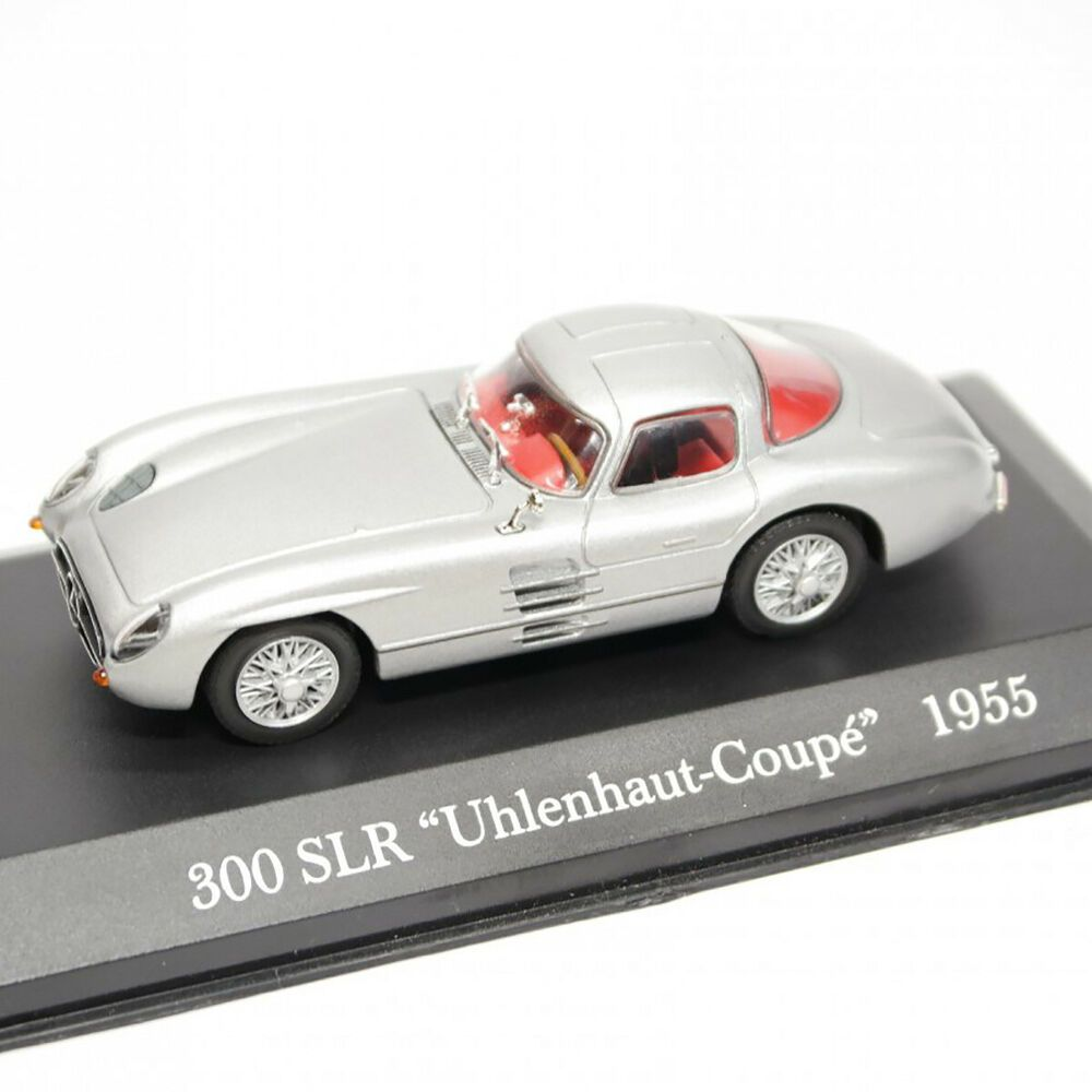 Mercedes Benz 300 Slr W196s Uhlenhaut Coupe 1955 Year 1 43 Scale