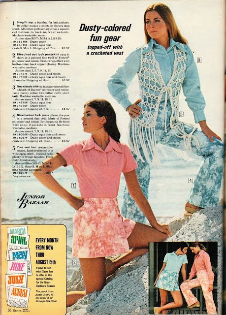 Ready for Summer: Sears Style!!