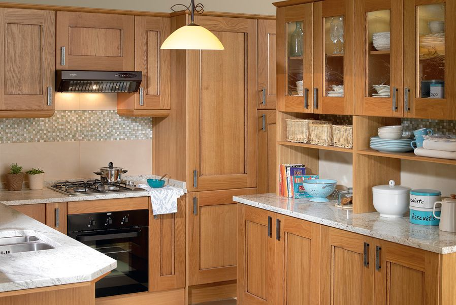 Cocina rústica - Leroy Merlin | Cocinas, Cocinas rústicas y ...