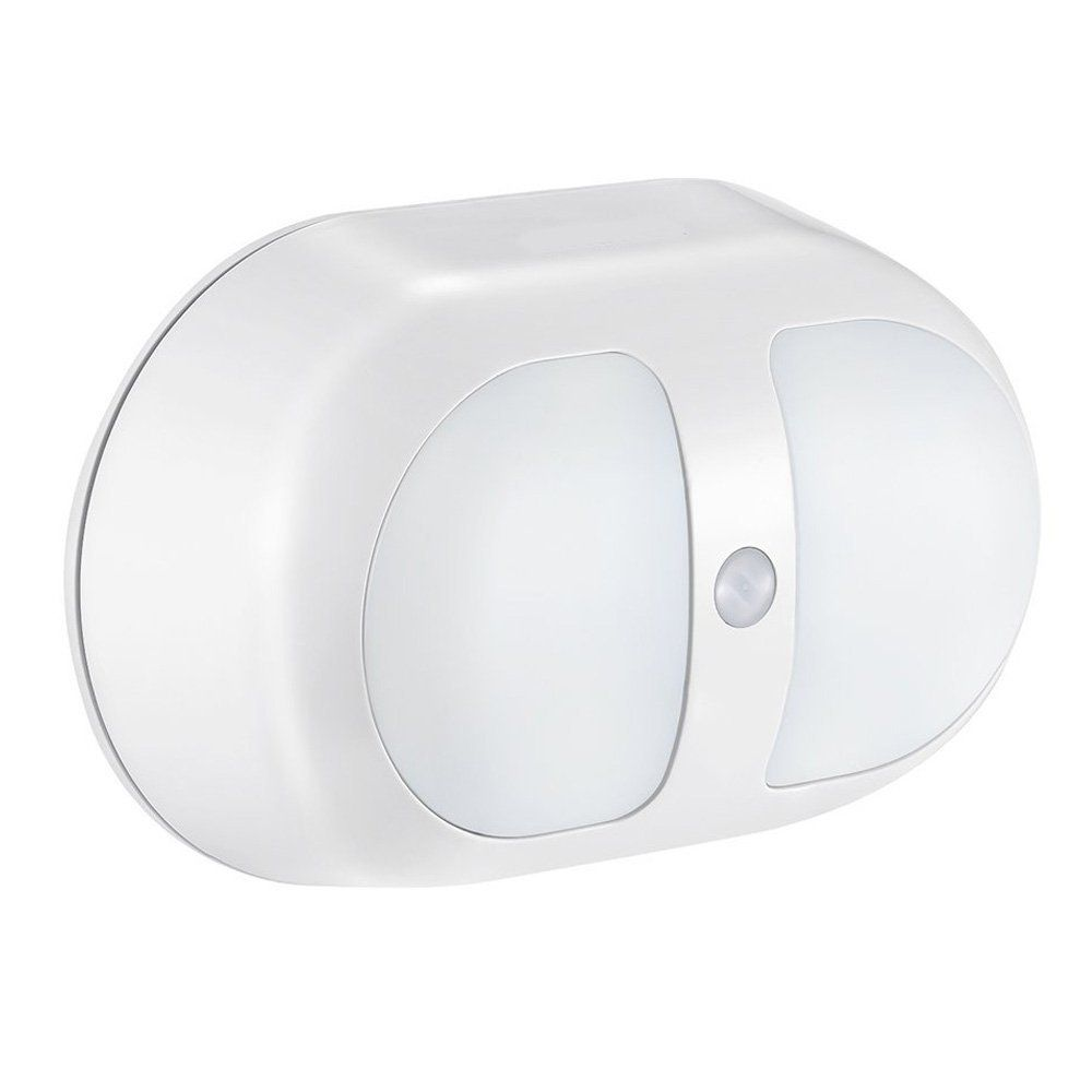 Actpe wireless motion detector night light battery powered led