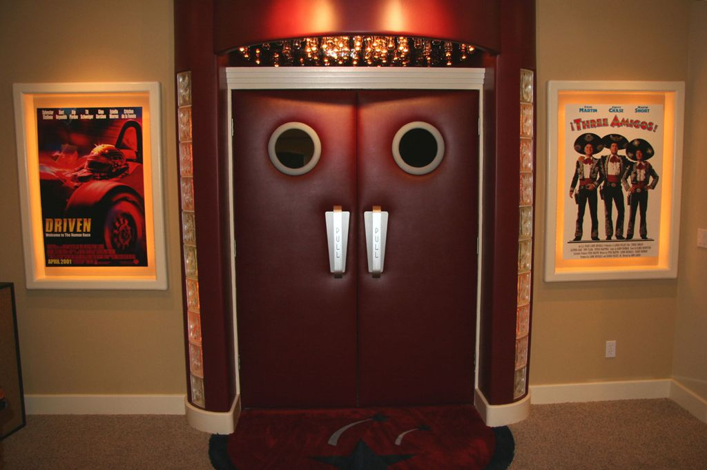 Door Entrance Pics Please Page 2 Avs Forum Home Theater Discussions And Reviews Cine Puertas