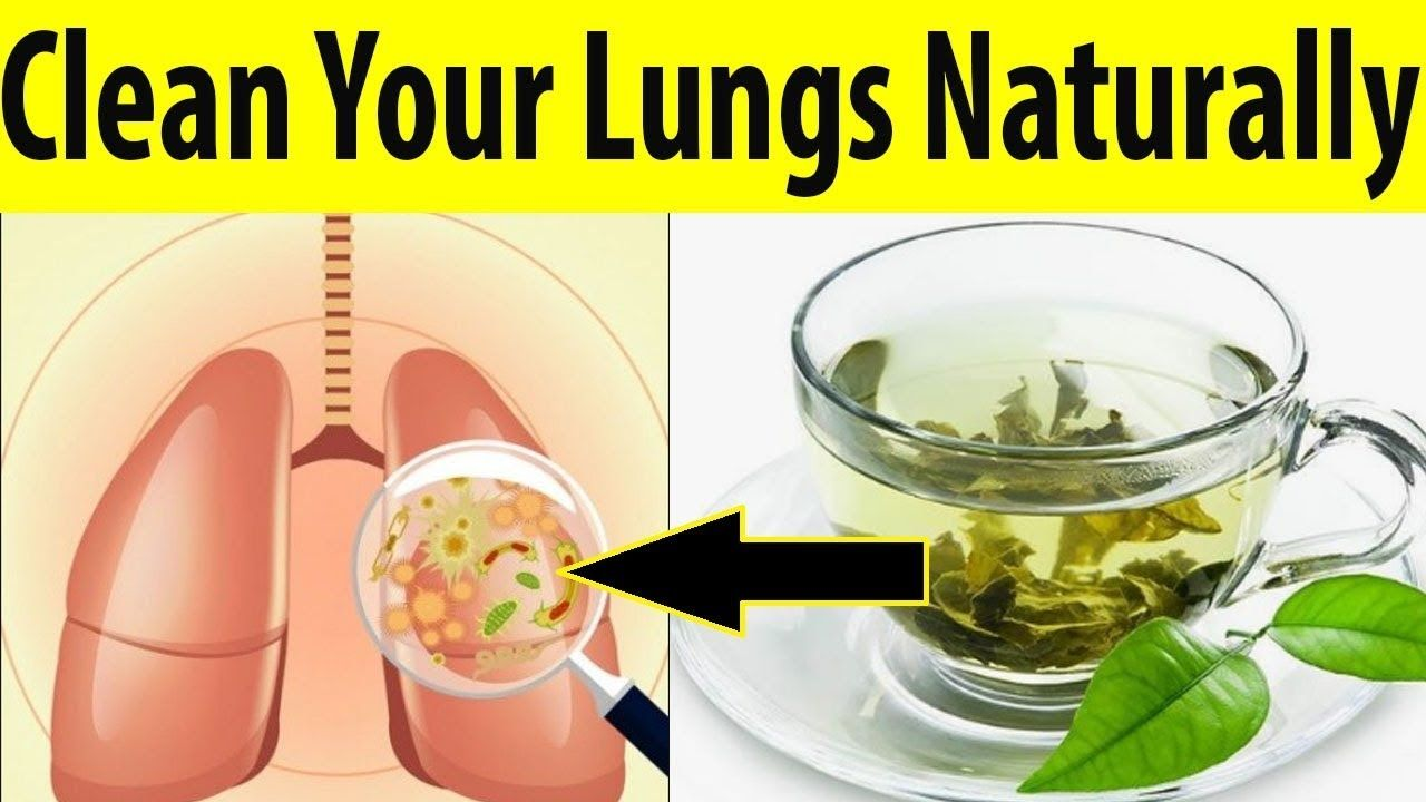 How To Purify Your Lungs In 72 Hours | Clean Lungs ...