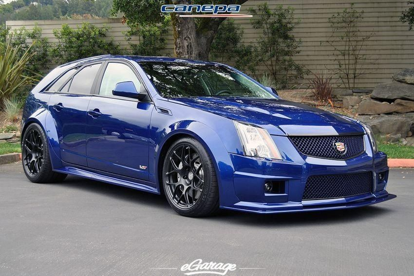I Don T Like Wagons But This Cts V Wagon Is Fast Kinda Badass