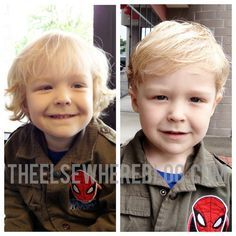 Pin By Brittany Protzman Eshelman On Hair Boy Hairstyles Toddler
