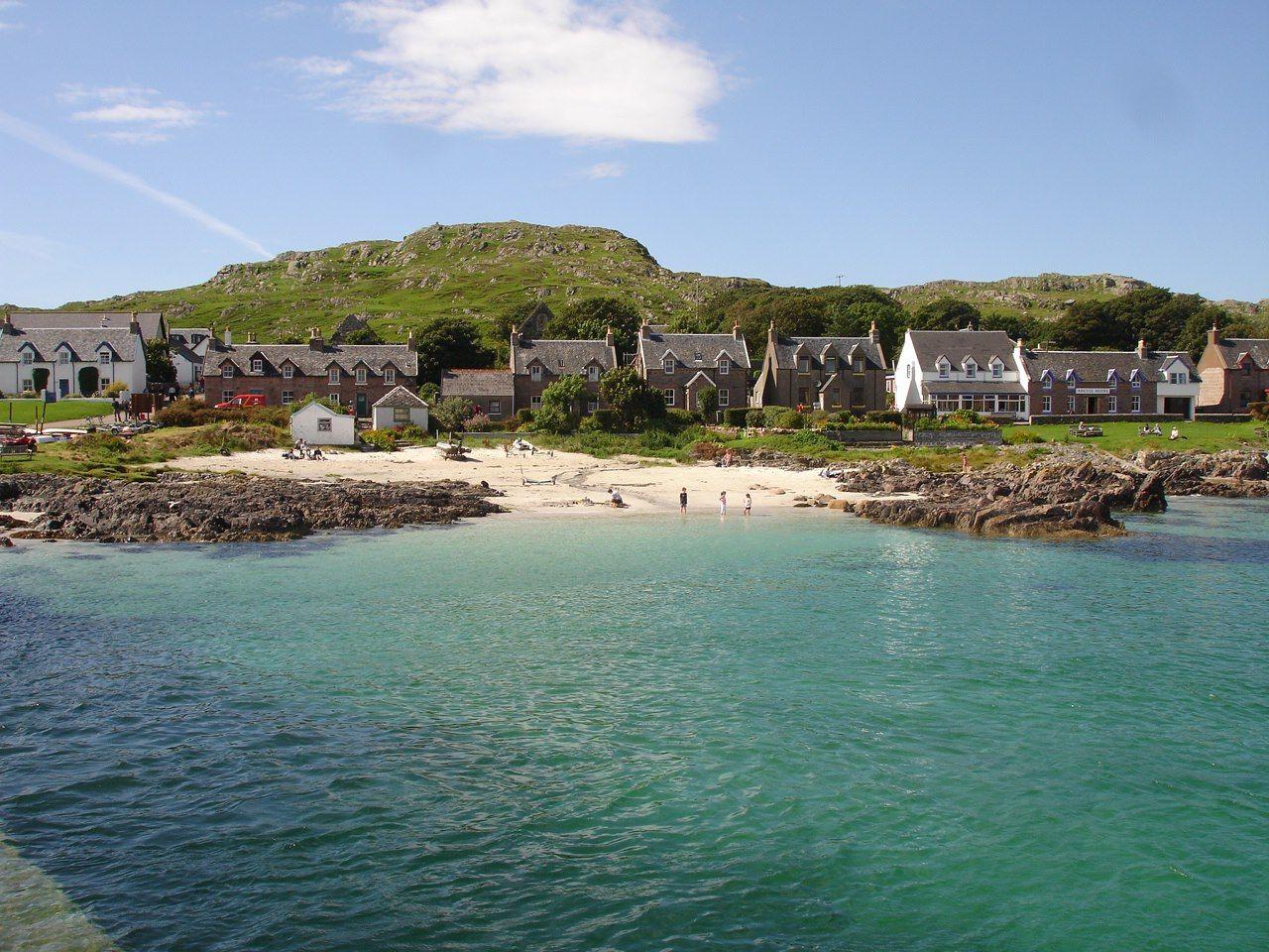 Mentale notitie: Bezoek minstens 1 van de vele prachtige eilanden van Schotland.