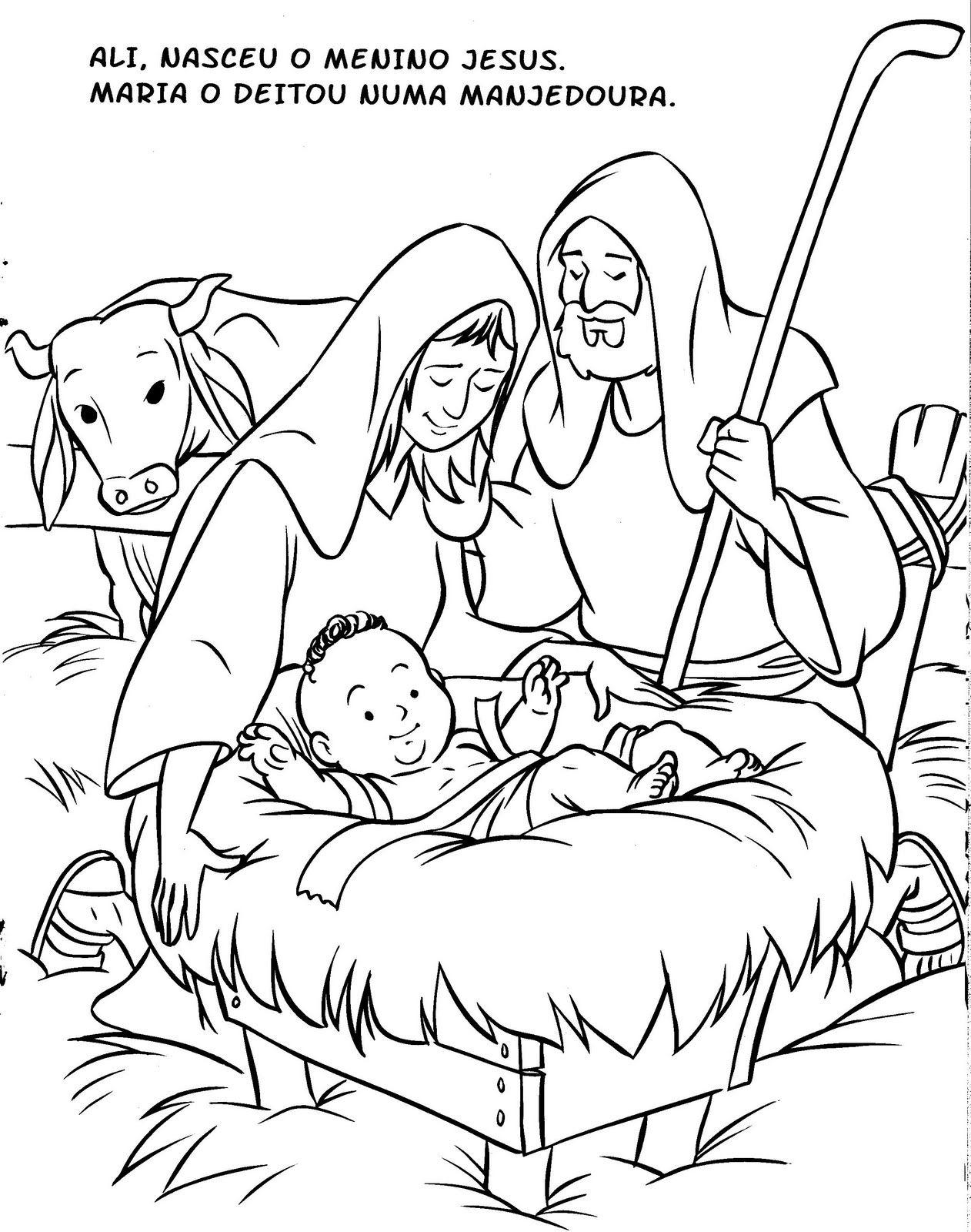 Sagrada Familia Nascimento De Jesus Atividades Natal Educacao