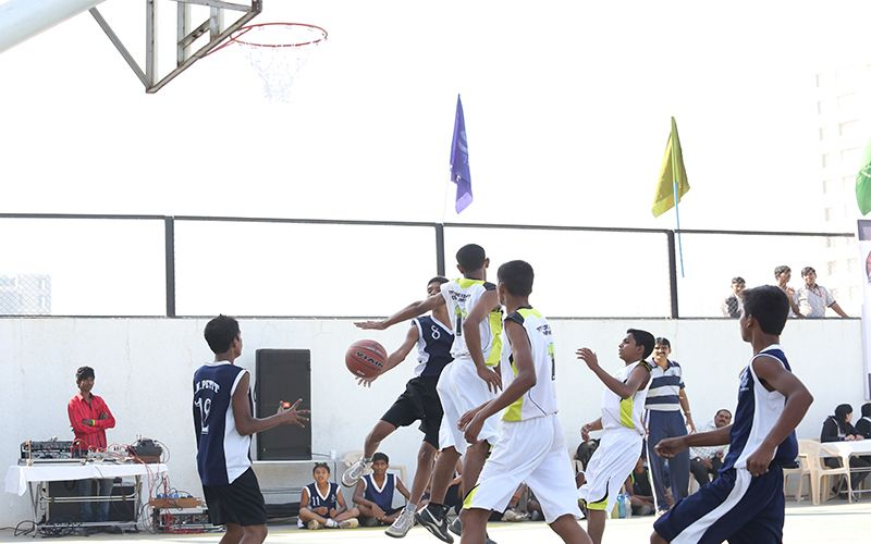 Under 16 Boys Basketball Tournament At Pune India Organized By Olympia Sportz Events Pvt Ltd Basketball Tournament Boys Basketball Basketball Championship
