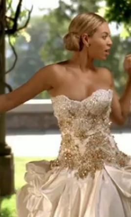 Baracci Gown From Beyonce S The Best Thing I Never Had Video