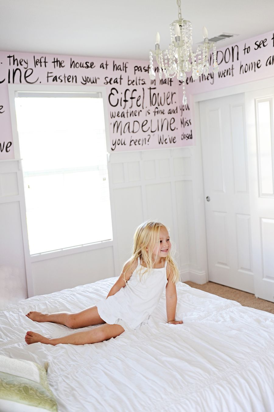 Interior Design Little Girls Bedroom Full Of Whimsy Do It Yourself Entertain Fun Diy Party Craft Ide Childrens Room Decor Little Girl Bedroom Tween Room