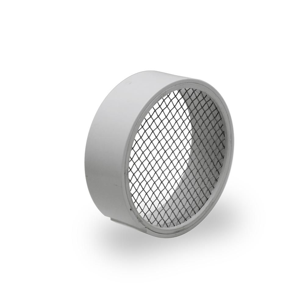 The Plumber S Choice 3 In Termination Vent Cap With Condensation Drain Tvent3 The Home Depot In 2020 Stainless Steel Screen Pvc Fittings Stainless Steel Types