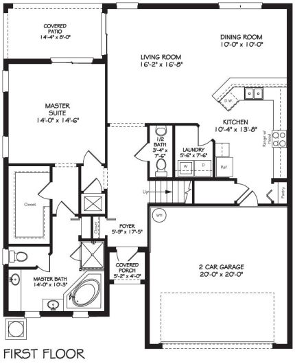 Beautiful Azalea Floor Plan In New Community Grand Hampton