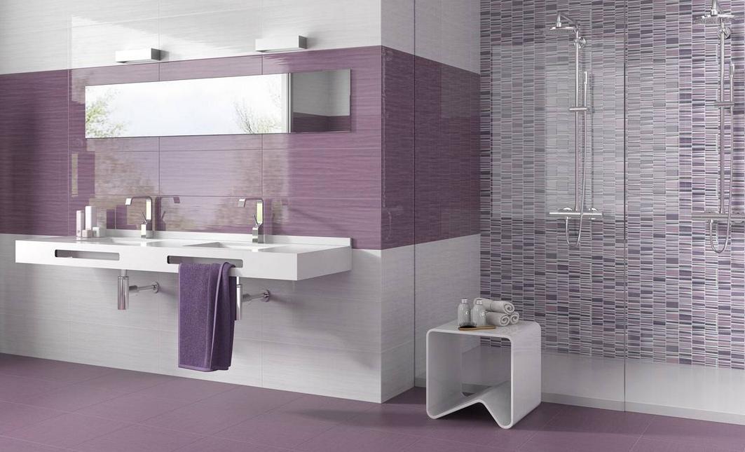 Wandbilder Badezimmer ~ Bilder fürs badezimmer badezimmer mit einem bild von einer