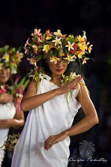 Tahitian girl ❤