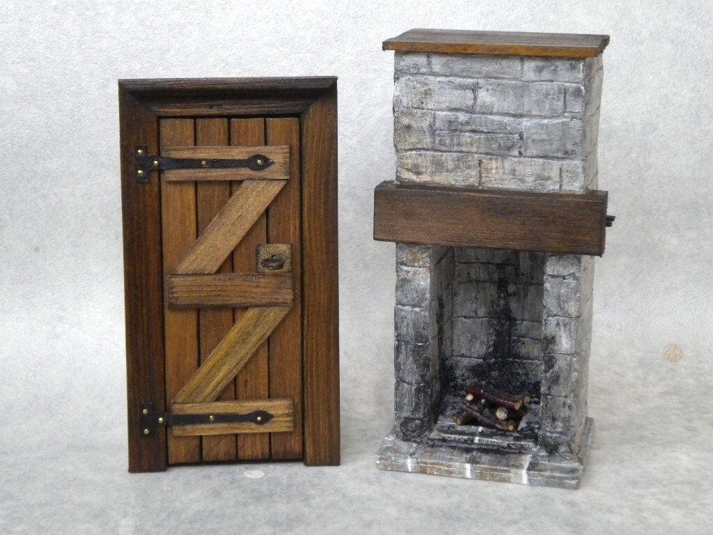 Pin von Lucie Stone auf Miniature Witch room | Pinterest ...
