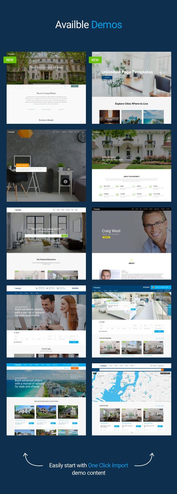 Houzez - Real Estate WordPress Theme by favethemes | ThemeForest