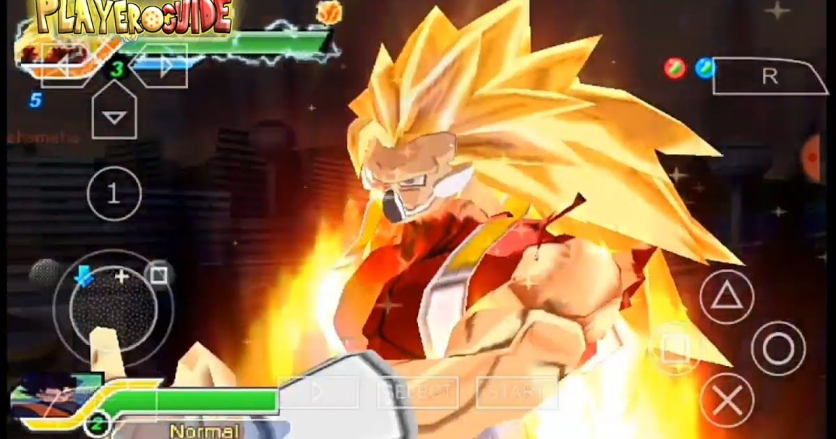 Dragon Ball Z Budokai Tenkaichi 4 Iso Psp In 2020 Dragon Ball Z