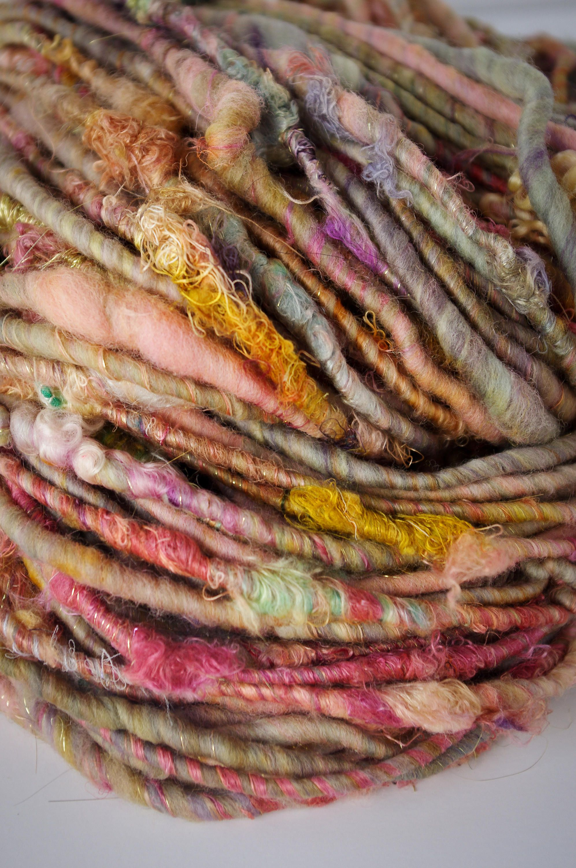 Handspun Art Yarn/